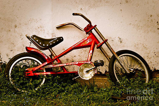 Sonja Quintero - Red Hot Stingray Bike