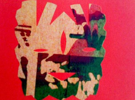 Red-Mask by Dorothy Rafferty