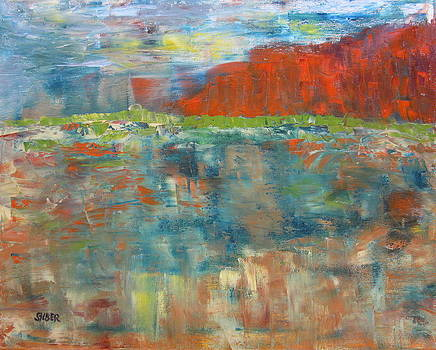 Red Mountain by Kathy Stiber