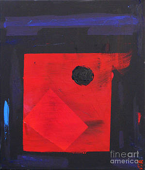 Red Palette by David Abse