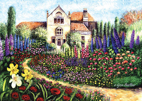 Red Poppies by Lynn Buettner