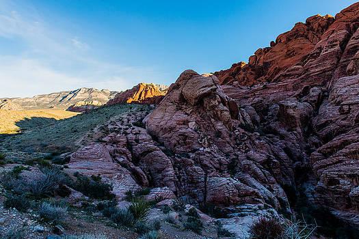Red Rock 4 by Arnold Despi