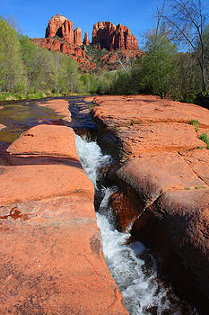 Red Rock Crossing by Laurie Larson