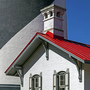 Lynn Palmer - Red Roofed Lighthouse Cottage