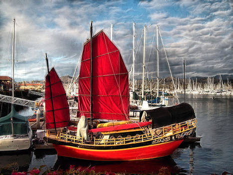Cindy Nunn - Red Sails Delight