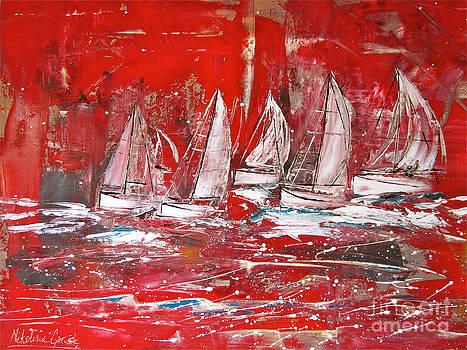 Red Sea by Nikolina Gorisek