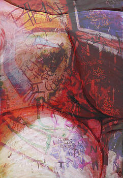 Red Shade by Florin Birjoveanu