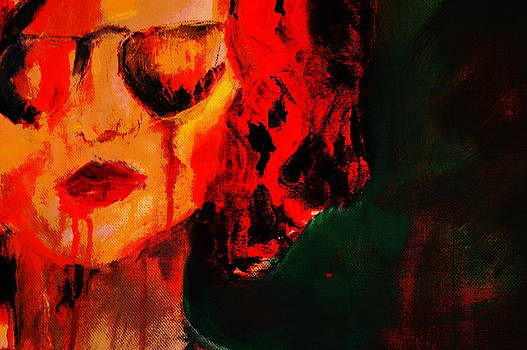 Red Shades by Anthony Cummigs