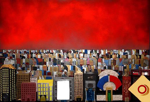 Robert Handler - Red Sky