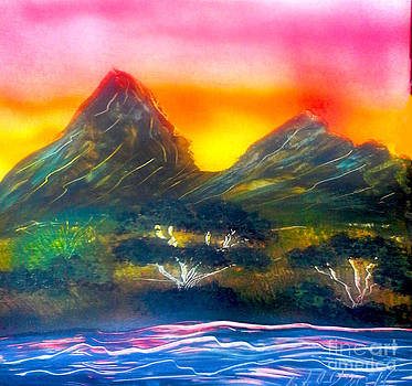 Red Sky by William  Dorsett
