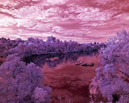 Red Sunrise by Stephen Batson