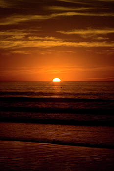 Terry Thomas - Red Sunset