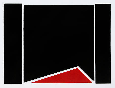 Red Triangle by Scott Shaver