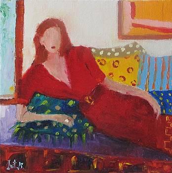 Red Velvet by Irit Bourla
