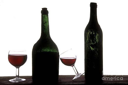 BERNARD JAUBERT - Red wine