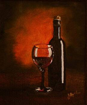 Red Wine by Joe Byrd