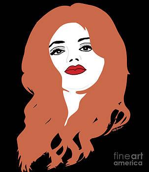 Kate Farrant - Redhead