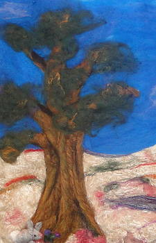 Redwood Tree by Shakti Chionis