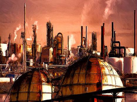 Dominic Piperata - Refinery