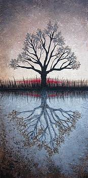 Janet King - Reflecting Tree