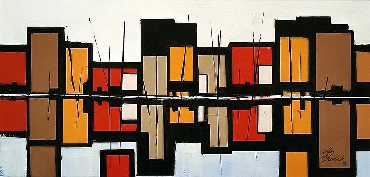 Reflection 9 by John Chehak