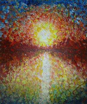 Reflection by Beata Dagiel
