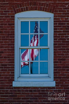 Reflection of Freedom by Patrick Shupert