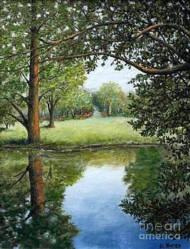 Reflections by Al Hunter