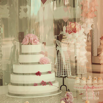 Reflections and Cake by Janelle Yeager
