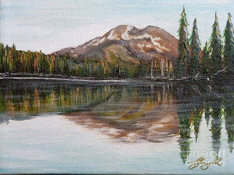 Reflections by Gayle Utter