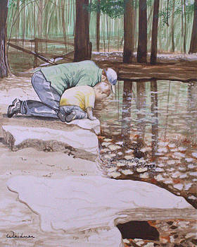 Reflections by Kathy Weidner