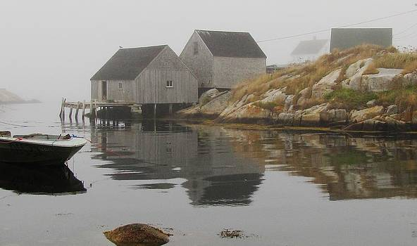 Reflections of Halifax by Jennifer Wheatley Wolf