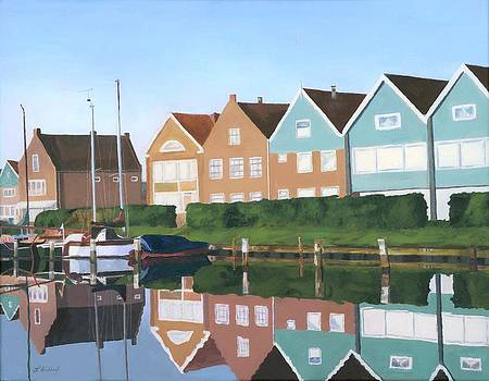 Reflections of Holland by Lynne Reichhart