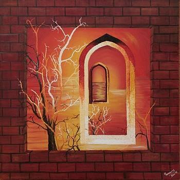 Reflections of Past by Tamanna  Sagar