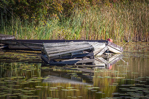 Reflections of Summers Past by Laurel Butkins