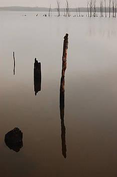 Reflections on the Reservoir by Joe Varneke