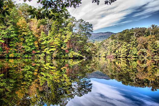 Reflective Autumn by Lynne Jenkins