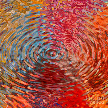 Refraction Abstraction by Andrea Auletta