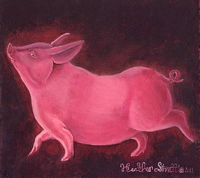 Regal Hog by Heather Stinnett
