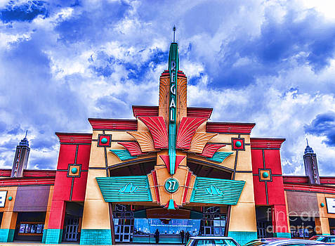 Regal Theater by Photo Captures by Jeffery