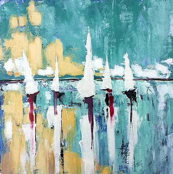 Regatta by John Chehak