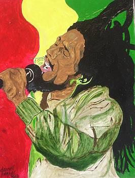 Reggae Royalty by Darrell Hughes