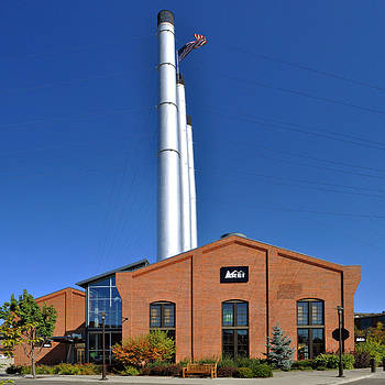 REI Building in Bend Oregon by Thomas J Rhodes