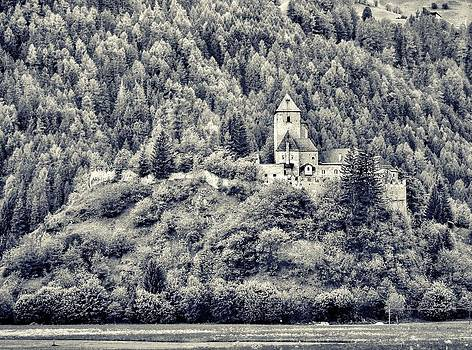 Reifenstein Castle by Ravi S R