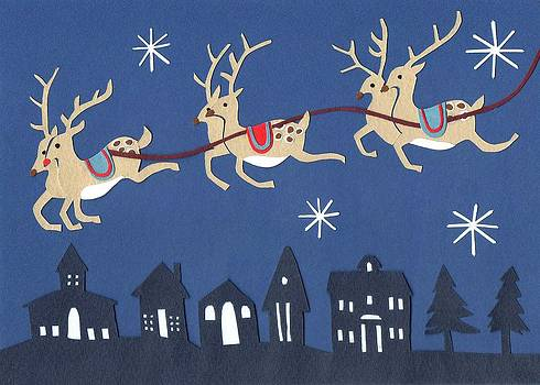 Isobel Barber - Reindeer