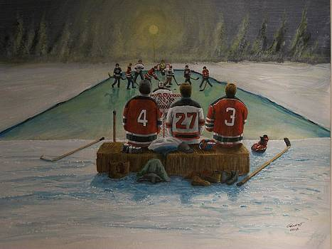 Rematch 2012 - Devils/Kings by Ron  Genest