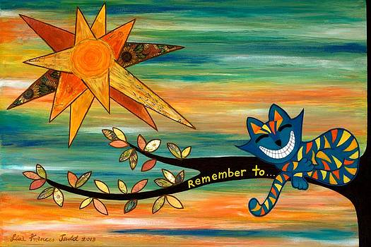 Remember to by Lisa Frances Judd