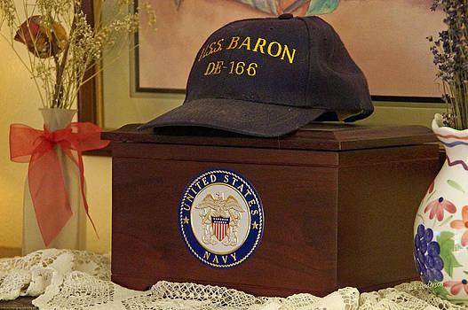 Mick Anderson - Remembering DE-166 USS Baron