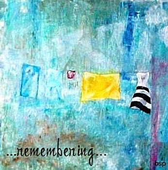 Remembering by Robert Stagemyer