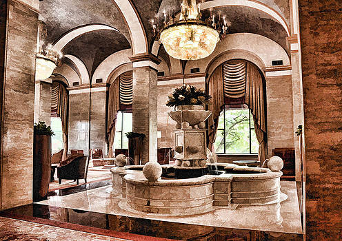 Renaissance Cleveland Hotel - 1 by Mark Madere